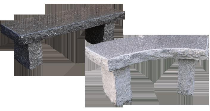 Granitbænke til din have